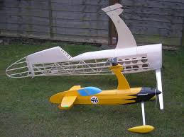 panther trainer autogyro model flying