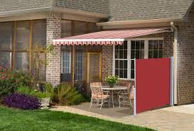 Awnings For Businesses Betterliving Horizontal Shades Privacy Screens Privacy For