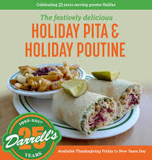 thanksgiving what date darrell u0027s restaurant