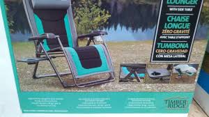 Zero Gravity Chair With Side Table Decorating Zero Gravity Chair Costco Reclining Chairs Recliner