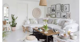 home interiors picture an entrepreneur brings work home in the relaxed interiors of