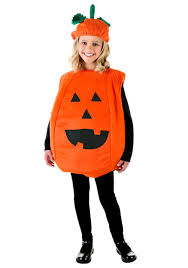 scary halloween costumes for boys kids pumpkin costume
