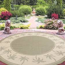 8 Foot Round Area Rugs by Outdoor Round Rugs Home Design Ideas And Pictures