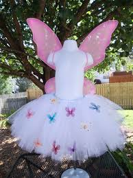 Pink Butterfly Halloween Costume Love Idea Butterflies Tutu Don U0027t