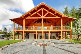 log homes with wrap around porches 33 stunning log home designs photographs