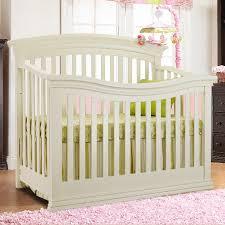 Sorelle Convertible Cribs Sorelle Verona 4 In 1 Convertible Crib In White Free Shipping