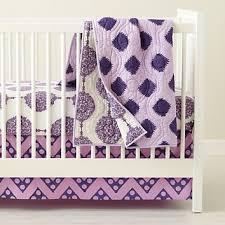 shop purple baby crib bedding on wanelo