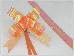 pull ribbon pack of 50 5 colors pull string ribbon bows ideas for decorative