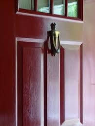 rust oleum paint in colonial red front doors pinterest