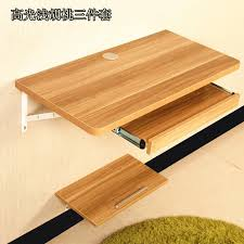 Space Saving Laptop Desk Even Desk Space Saving Wall Desktop Laptop Computer Side Table Can