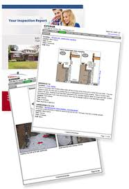 Field Inspection Report Template by Sle Reports Horizon Home Inspection Forms Software