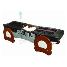 best heated massage table china electric full body jade thermal massage bed best wooden far