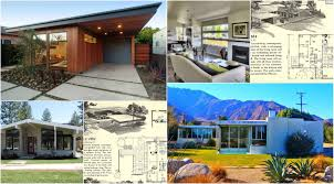 Eichler Plans by Eichler Mid Century Modern House Plans U2014 Home Design Stylinghome