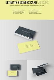 Business Card Mockup Psd Download 35 Free Psd Business Card Mockups With Smart Objects