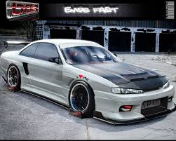 nissan 240sx widebody nissan 240sx se by emrefast on deviantart