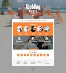 Wedding Planner Websites 45 Best Premium Dreamweaver Website Templates Free U0026 Premium