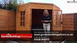 Garden Summer Houses Corner - billyoh georgian 5000 corner summer house youtube