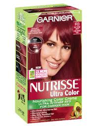 what color garnier hair color does tina fey use garnier fructis red hair color in 2016 amazing photo