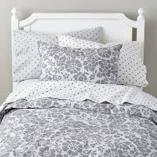 awesome grey pattern duvet covers eurofestco intended for grey