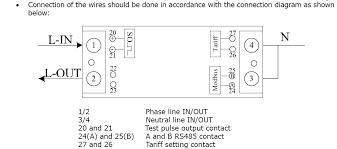 single phase rs485 digital electric energy meter hack a digital