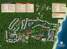 Map Of Cancun Mexico by Sandos Caracol Eco Resort Royal Elite Weeks Rental
