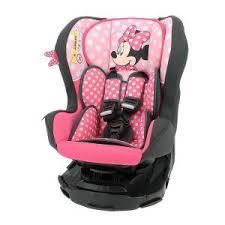si e auto groupe 123 inclinable offrez un siège auto minnie à votre enfant mon siège auto