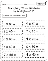 common core worksheets for 3rd grade worksheets