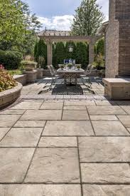 Unilock Patio Designs by 24 Best Back Patio Ideas Images On Pinterest Patio Ideas