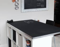 Ikea Art Desk Table Diy Craft Tables Free Plans Awesome Ikea Art Table Diy