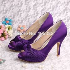 wedding shoes south africa wedopus dropship party shoes purple platform dress wedding shoes