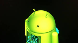 android system update android tab installing system update animation
