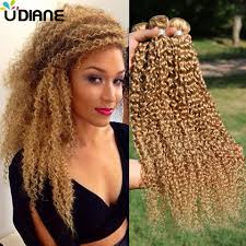 Hair Weave Extensions by Curly Blonde Weave Hair Extensions New Hair Style Collections