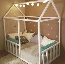 Todler Beds Diy Toddler House Bed Bed Plans House And Room