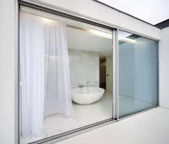 interior modern sliding glass doors inspiration peel and stick