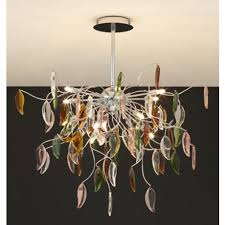 Possini Chandeliers A Fun Alternative To A Traditional Crystal Ceiling Light