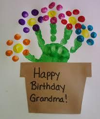 homemade birthday cards for grandma grandmother birthday card
