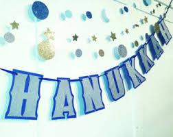 hanukkah banner hanukkah banner etsy