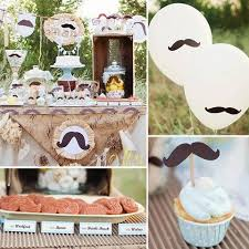 mustache baby shower theme 10 charming baby shower themes the spoiled