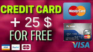 free prepaid debit cards how to get a credit card with 25 prepaid for free any where in