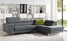 Grey Leather Sectional Sofa Sofa Gratifying Dark Grey Sectional Sofas Appealing Grey