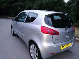 mitsubishi colt mirage 2005 3dr vw polo vauxhall astra renault
