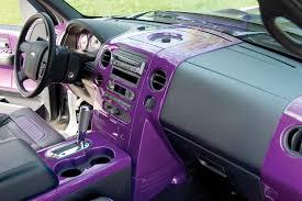 Ford F150 Truck Interior - chris traylor james hetfield 2004 f 150 show truck mtx audio