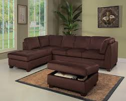 Sectional Sofa And Ottoman Set by Interior Impressive Microsuede Sectional Collections Sets For
