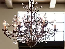 branch chandelier how to make a branch chandelier