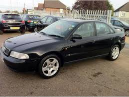 used 2003 audi a4 for sale used black audi a4 2003 petrol 1 8 t sport 4dr saloon excellent