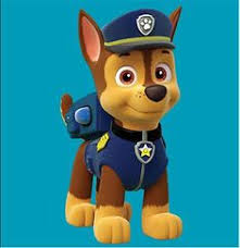 paw patrol chase paw patrol chase character main 550x510 png