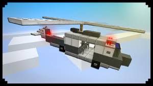 minecraft how to make a helicopter youtube