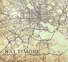 map of maryland to print 12 best baltimore maps images on cards maps and