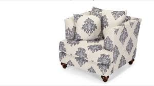 Used Armchair New Never Used Armchair French Fleur De Lys Print In Tooting