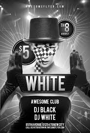 free halloween party flyer templates black white club free psd flyer template download psd for photoshop